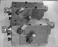 Hydromat ST8-100 spdl valve